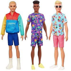 Boneco Ken Fashionista Modelo Sortido - Mattel