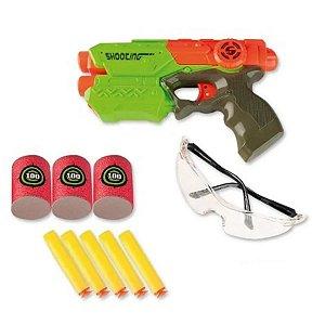 Lança Dardos Air Gun - Zoop