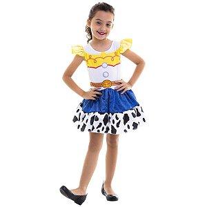 Fantasia Pop Jessie Toy Story 4 - Regina Festas