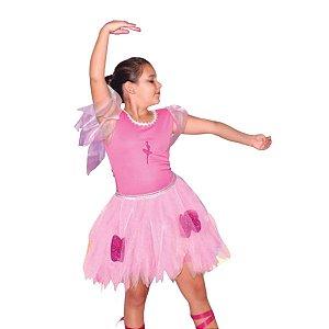 Fantasia Bailando Bailarina - Sidnyl