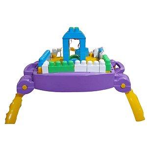 Mesinha de Atividades Com Blocos- Bell Toy