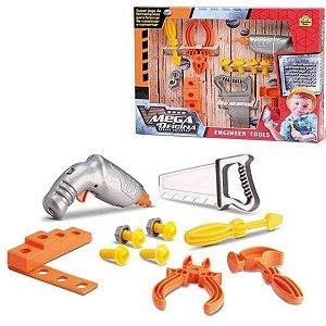 Kit Mega Oficina - Samba Toys