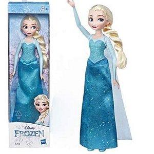 Boneca Articulada - Frozen - Elsa - Hasbro