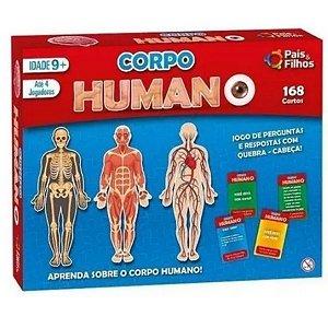 Jogo Corpo Humano - Pais e Filhos