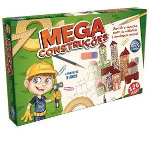 Mega Construções 120 pçs - Pais e Filhos