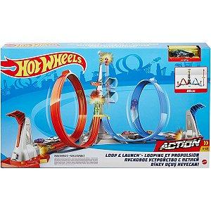 Hot Wheels Action Desafio Da Altura - Mattel