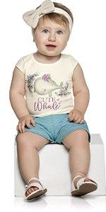 Conjunto Infantil Baby Cute