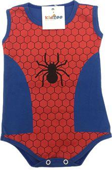 Body Personagem Homem Aranha