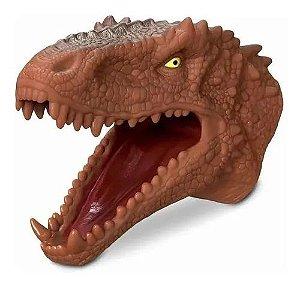 Fantoche Tiranossauro Rex - Cabeça T Rex Adijomar