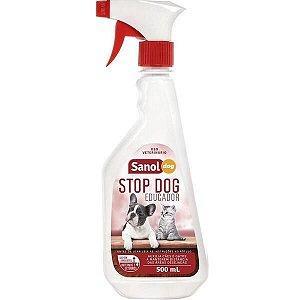 Educador Stop Sanol Dog 500 ml