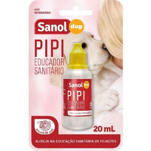 Educador Sanitário Pipi Sanol Dog 20 ml