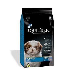 Ração Equilíbrio Puppies Small Breeds Cães Filhotes 500 gr
