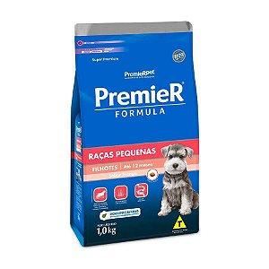 Premier Fórmula Cães Filhotes Raças Pequenas Frango 1 kg