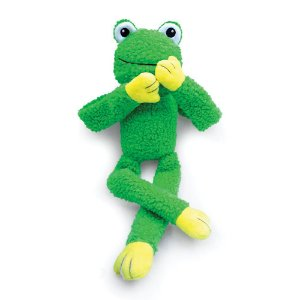 Brinquedo Sapo de Pelúcia Chalesco