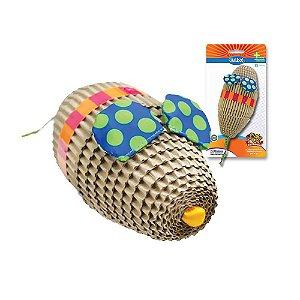 Mouse Scracth brinquedo Chalesco
