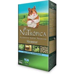Ração NuTrópica Hamster Natural 900 g