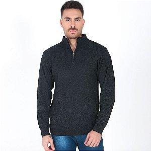 Suéter Masculino Com Zíper