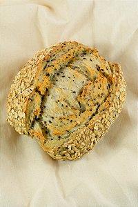 Multigrãos com crosta de aveia