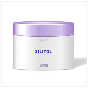 Xilitol (Xylitol) Pote 300g
