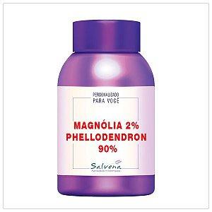 Magnólia 2% e Phellodendron 90%