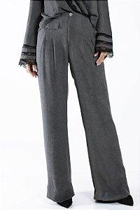 Calça Alfaiataria Pantalona