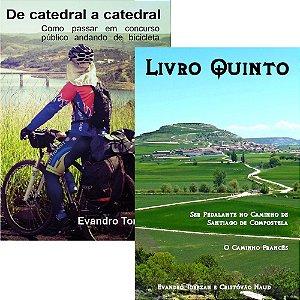 COMBO Livro Quinto + De catedral a catedral