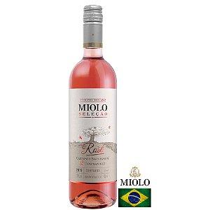 VINHO MIOLO SELEÇÃO ROSE SECO