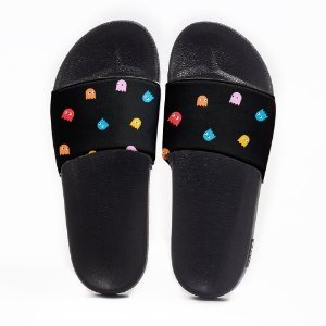 Chinelo Slide Masculino Pacman Use Nerd