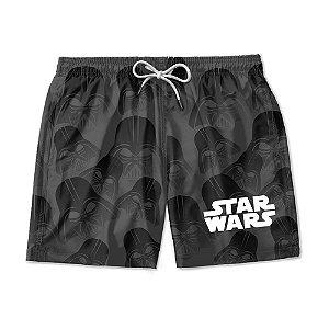 Short De Praia Estampado Star Wars Use Nerd