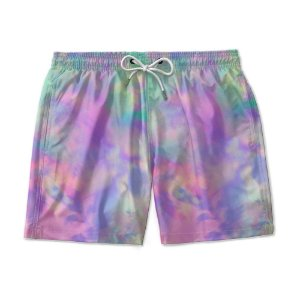 Short De Praia Estampado TIE DYE Use Nerd