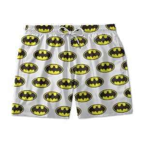 Short Praia Estampado Batman Use Nerd