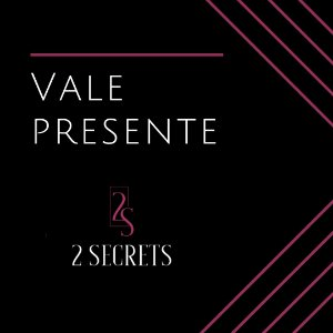 VALE-PRESENTE R$80 – REF: VP146