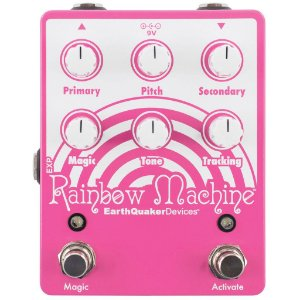 Pedal Rainbow Machine V2 Pitch Shifting Earthquaker Devices