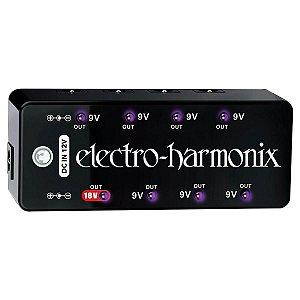Fonte para 8 Pedais Electro Harmonix S8 9v 18v Bivolt Ehx 1900ma