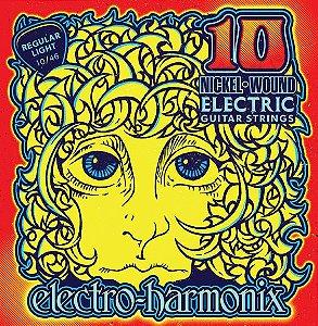 Encordoamento Guitarra 010 Electro Harmonix 10-46 EHX