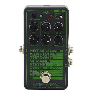 Pedal Mainframe Bit Crusher Electro Harmonix Ehx