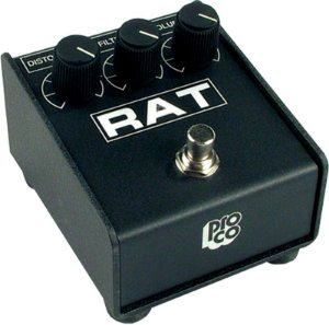 Pedal ProCo Rat 2 Distortion Overdrive