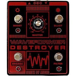 Death By Audio Waveformer Destroyer