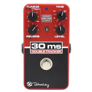 Pedal Keeley 30Ms Double Tracker Delay e Reverb