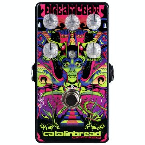 Pedal Catalinbread Dreamcoat Preamp Ritchie Blackmore