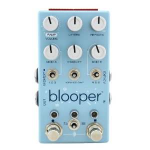 Chase Bliss Blooper Bottomless Looper