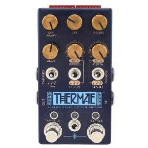Pedal Chase Bliss Thermae Analog Delay - Pitch Shifter