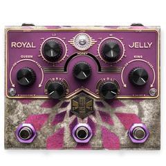Pedal Beetronics Royal Jelly Custom Shop 1970 Royal Series Overdrive Fuzz
