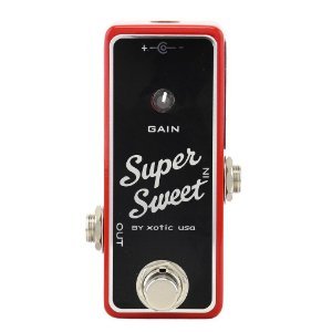 Pedal Xotic Super Sweet Booster