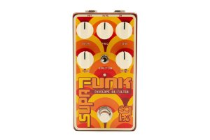 Pedal Supa Funk Solid Gold Fx Dual-band Envelope Filter