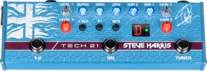 Tech 21 Steve Harris Sh1 Signature Sansamp