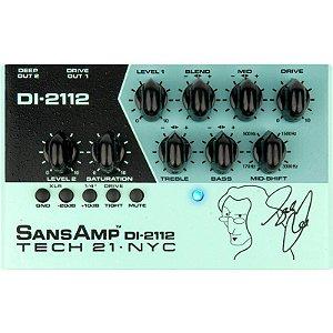 Tech 21 Di 2112 Geddy Lee Signature Sansamp