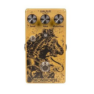 Iron Horse Walrus Audio V2 Guitarra Distortion