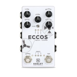 Keeley Eccos Delay & Looper
