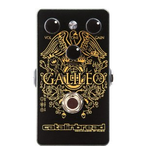 Catalinbread Galileo Brian May Queen Guitarra Booster